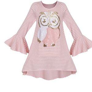 6d26b89249e0b ... and White Striped Owl Tunic